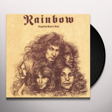 Rainbow LONG LIVE ROCK N ROLL Vinyl Record - 180 Gram Pressing