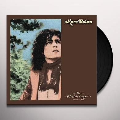 Marc Bolan ELECTRIC BOOGIE 1 Vinyl Record