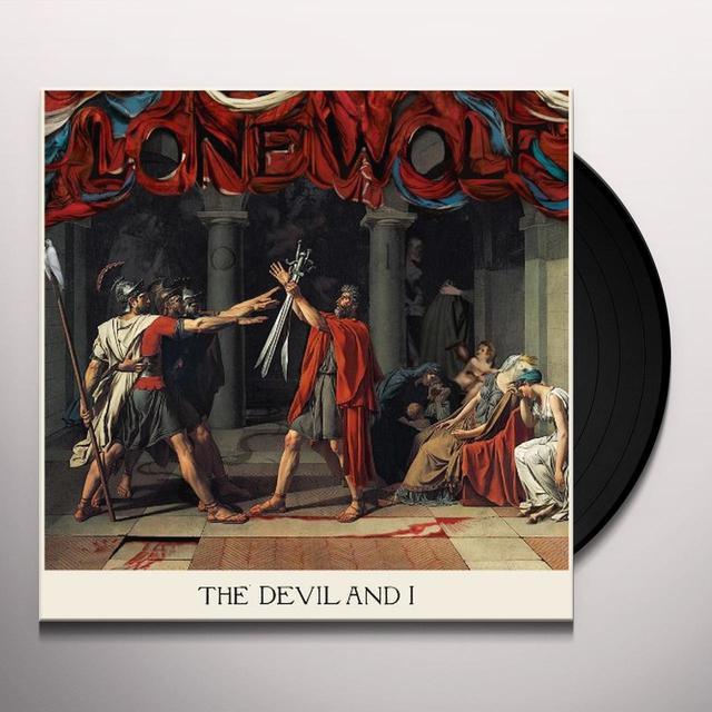 Lone Wolf DEVIL & I Vinyl Record