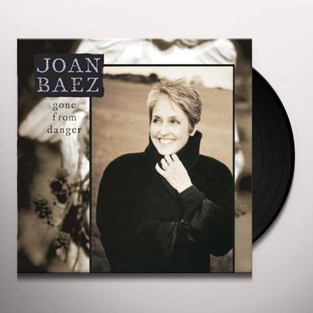 Joan Baez GONE FROM DANGER Vinyl Record - 180 Gram Pressing