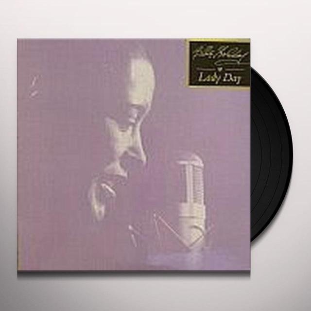 Billie Holiday LADY DAY Vinyl Record - 180 Gram Pressing