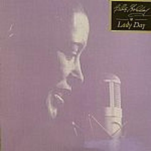 Billie Holiday LADY DAY Vinyl Record - 180 Gram Pressing