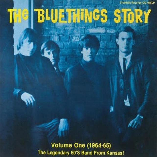 BLUE THINGS STORY 1 Vinyl Record