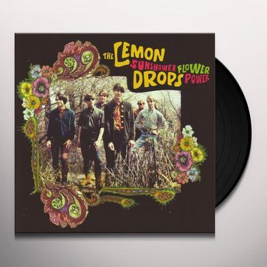 Lemon Drops SUNSHINE FLOWER POWER Vinyl Record