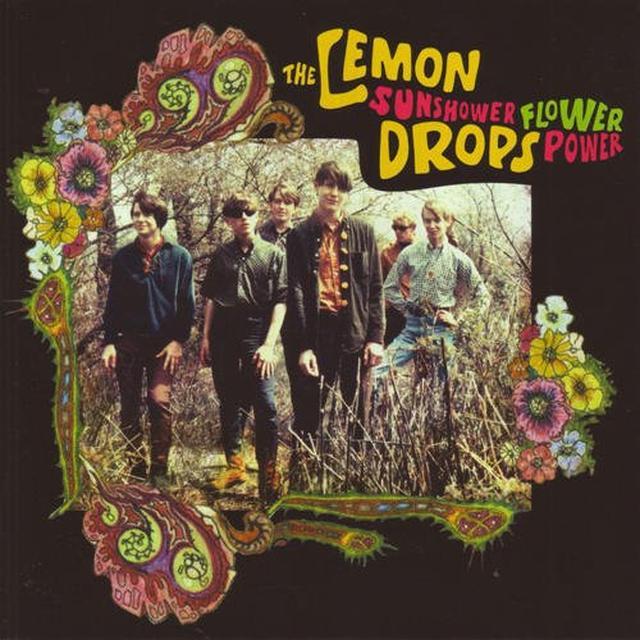 Lemon Drops SUNSHINE FLOWER POWER Vinyl Record - 180 Gram Pressing