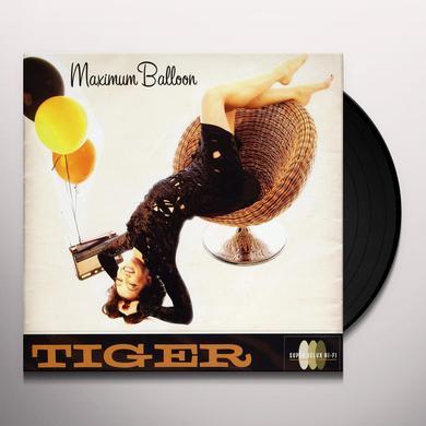 Maximum Ballon TIGER Vinyl Record