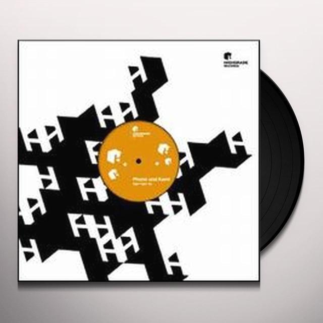 Phono and Kemi TIGER TIGER (EP) Vinyl Record