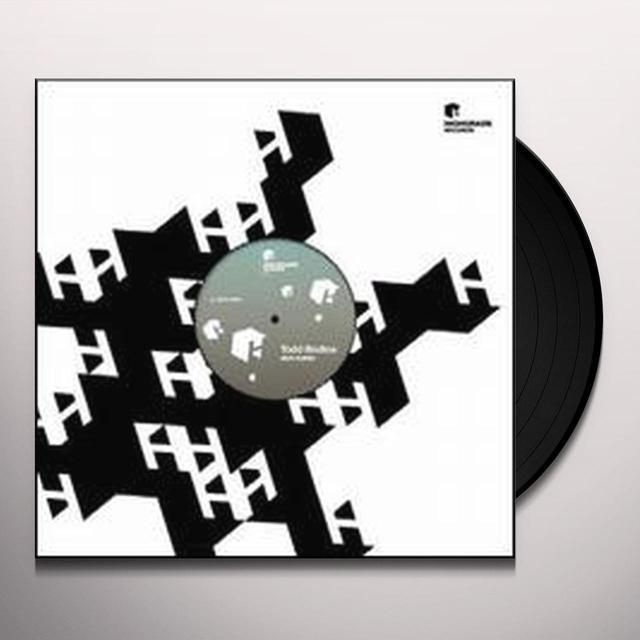 Todd Bodine DARK MATTER (EP) Vinyl Record