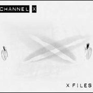 Channel X X FILES PART 2 Vinyl Record