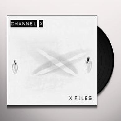 Channel X X FILES PART 2 (EP) Vinyl Record