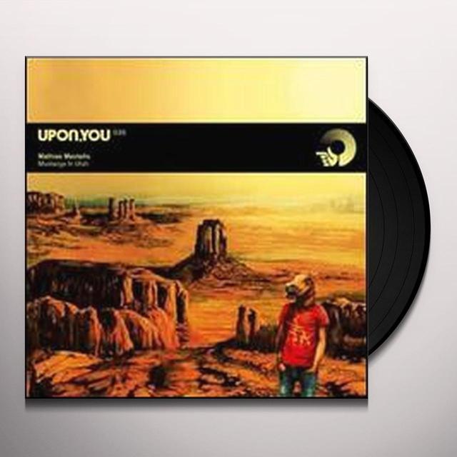 Mathias Mesteno MUSTANGS IN UTAH (EP) Vinyl Record