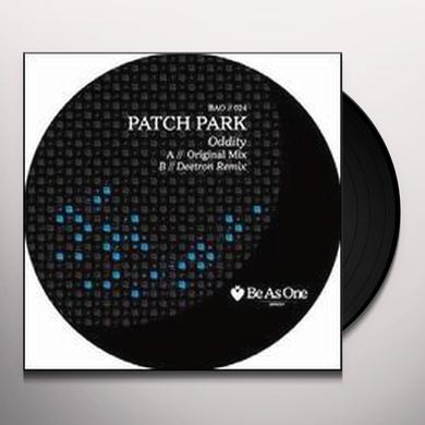 Patch Park ODDITY Vinyl Record