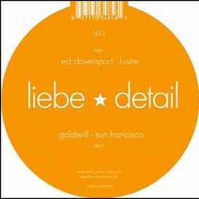Ed Davenport / Goldwill LUSTRE / SUN FRANCISCO Vinyl Record