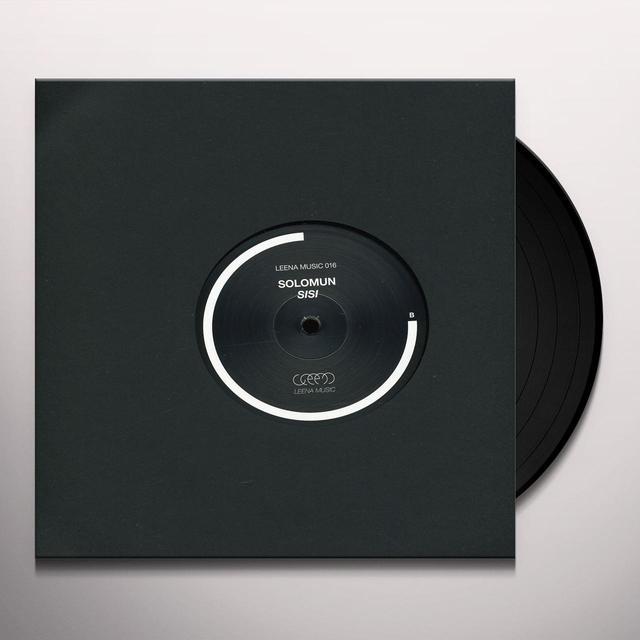 Solomun SISI (EP) Vinyl Record