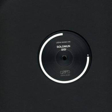 Solomun SISI Vinyl Record