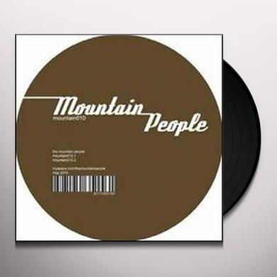 Mountain People MOUNTAIN010 (EP) Vinyl Record