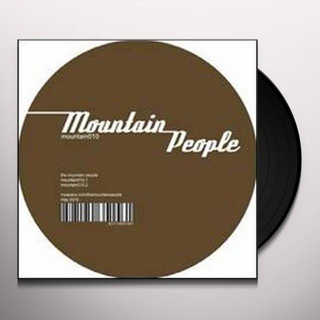 Mountain People MOUNTAIN010 (EP) Vinyl Record