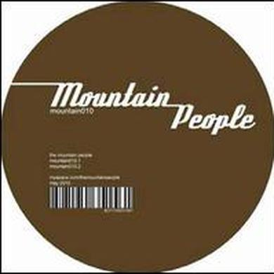 Mountain People MOUNTAIN010 Vinyl Record