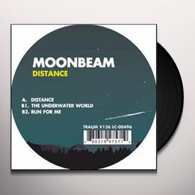 Moonbeam DISTANCE (EP) Vinyl Record