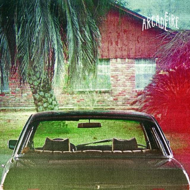Arcade Fire SUBURBS Vinyl Record - Digital Download Included