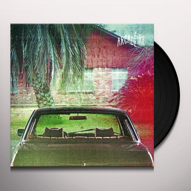 Arcade Fire SUBURBS Vinyl Record - Digital Download Included