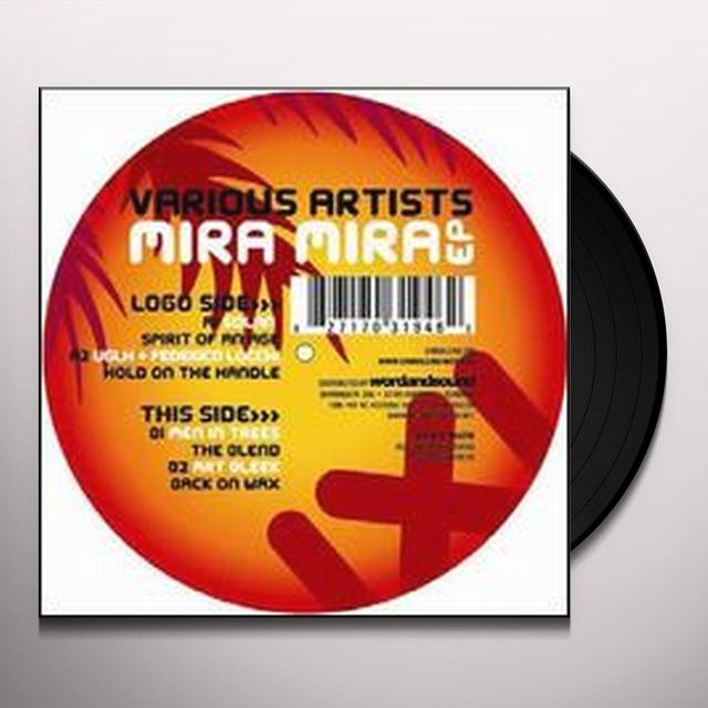 Mira Mira Ep / Various (Ep) MIRA MIRA EP / VARIOUS Vinyl Record