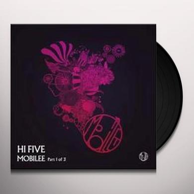 HI FIVE MOBILEE PART 1 OF 3 / VARIOUS (EP) Vinyl Record