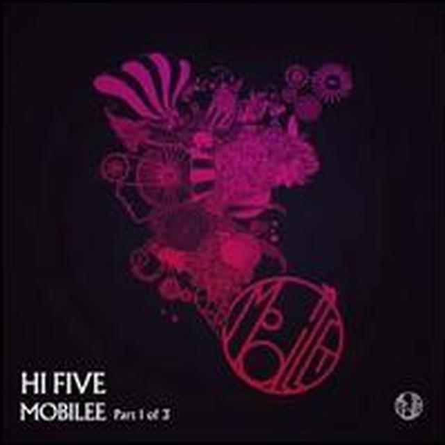 HI FIVE MOBILEE PART 1 OF 3 / VARIOUS Vinyl Record