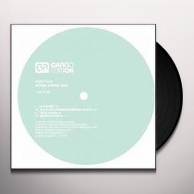 Ekkohaus WHITE WINTER LUST Vinyl Record