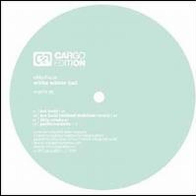 Ekkohaus WHITE WINTER LUST Vinyl Record