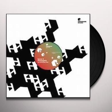 Sasse & Phonogenic THAT PHILOSOPHY TRACK (EP) Vinyl Record
