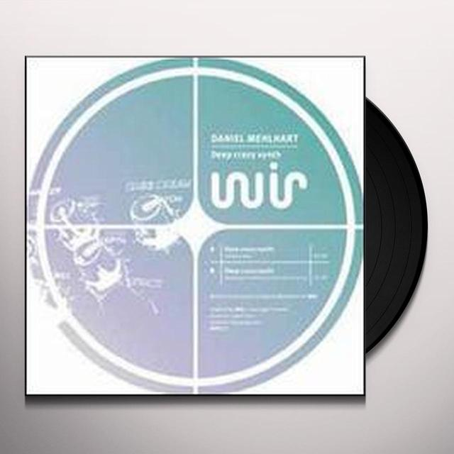 Daniel Mehlhart DEEP CRAZY SYNTH Vinyl Record