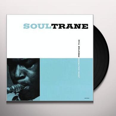 John Coltrane SOULTRANE Vinyl Record