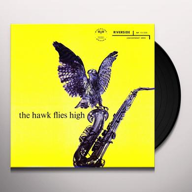 Coleman Hawkins HAWK FLIES HIGH Vinyl Record