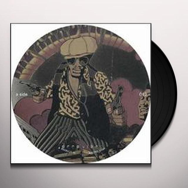 Ray Okpara RULED BY THE TIDES (EP) Vinyl Record