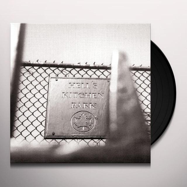 Loren Connors HELL'S KITCHEN PARK Vinyl Record