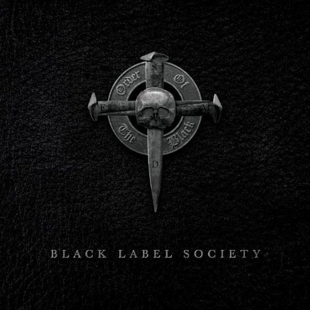 Black Label Society ORDER OF THE BLACK Vinyl Record