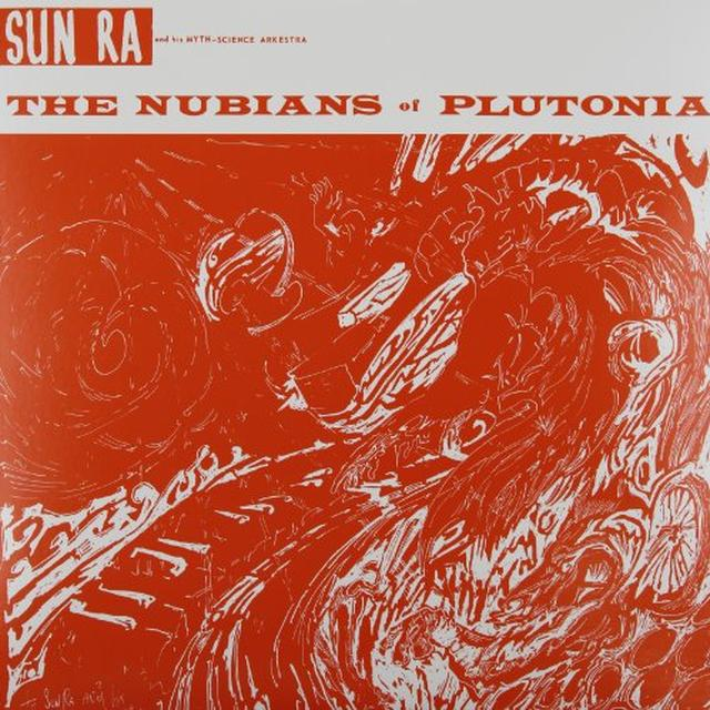 NUBIANS OF PLUTONIA Vinyl Record