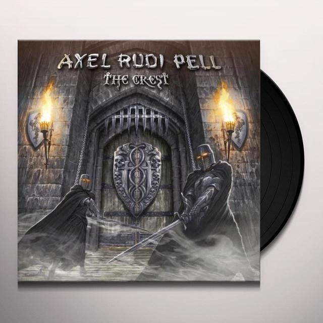 Axelrudi Pell CREST Vinyl Record