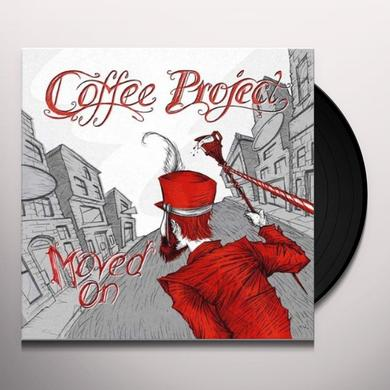 Coffee Project MOVED ON Vinyl Record - w/CD