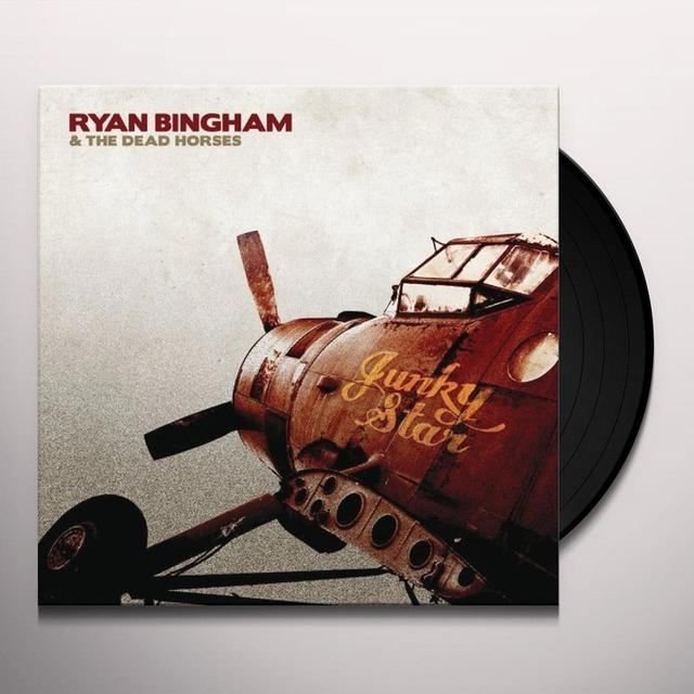 Ryan Bingham & Dead Horses JUNKY STAR Vinyl Record