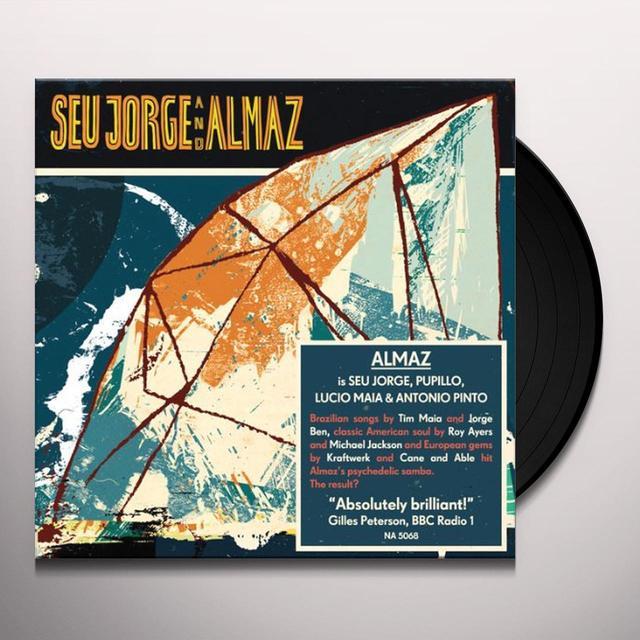SEU JORGE & ALMAZ Vinyl Record