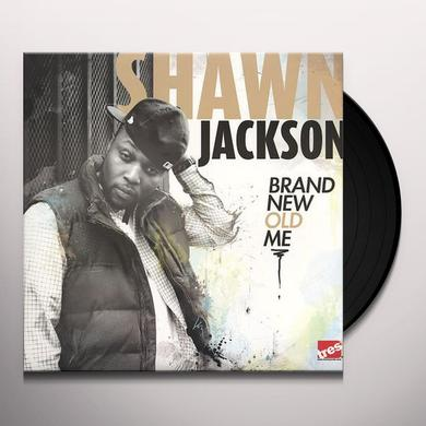 Shawn Jackson BRAND NEW OLD ME Vinyl Record