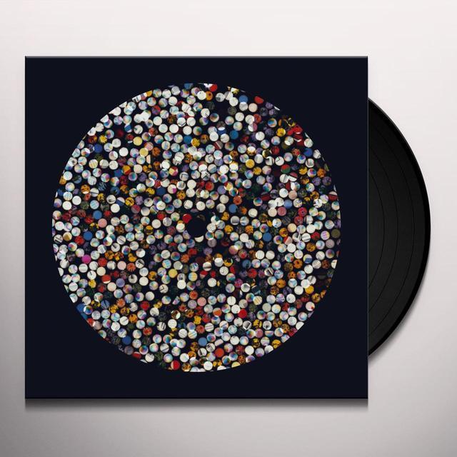 Four Tet ANGEL ECHOES REMIXES Vinyl Record