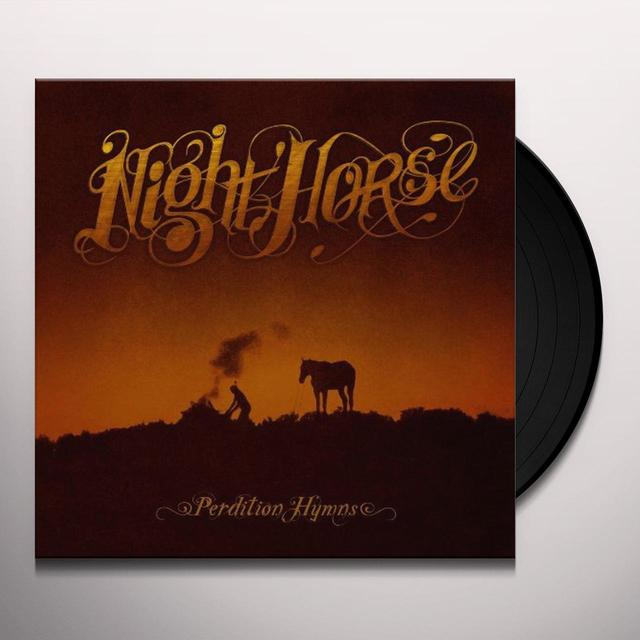 Night Horse PERDITION HYMNS Vinyl Record - Digital Download Included