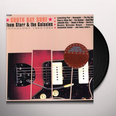 Thom / Galaxies Starr ANTHOLOGY 1963-1964 Vinyl Record