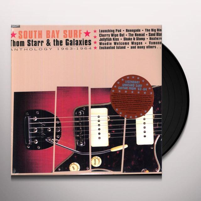 Thom / Galaxies Starr ANTHOLOGY 1963-1964 Vinyl Record