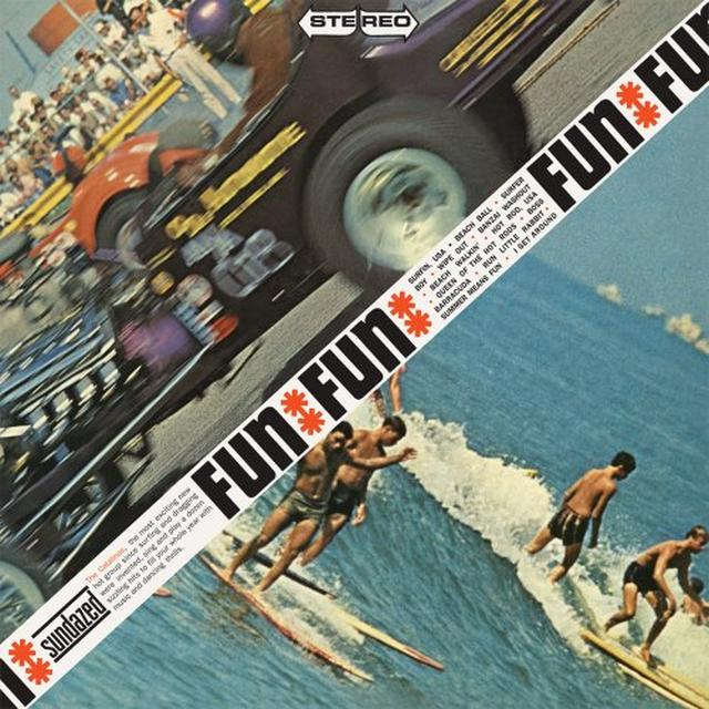 Catalinas FUN FUN FUN Vinyl Record - Limited Edition