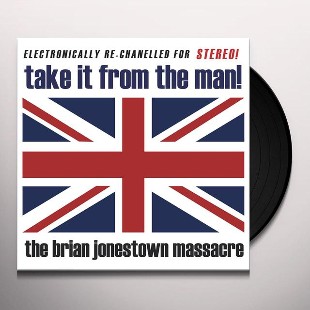 The Brian Jonestown Massacre TAKE IT FROM THE MAN Vinyl Record - 180 Gram Pressing