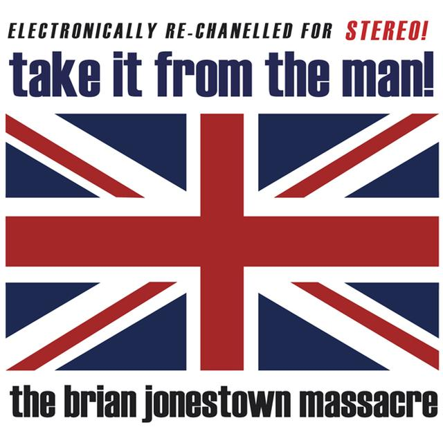 The Brian Jonestown Massacre TAKE IT FROM THE MAN Vinyl Record - 180 Gram Pressing